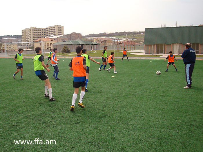 youth national football academy